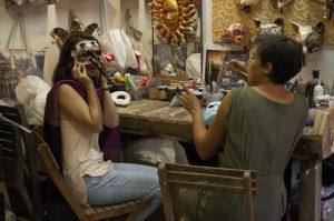 Venice Carnival Mask Making Class 1