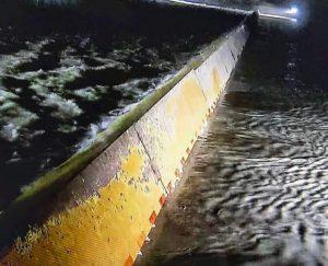 MOSE dams system